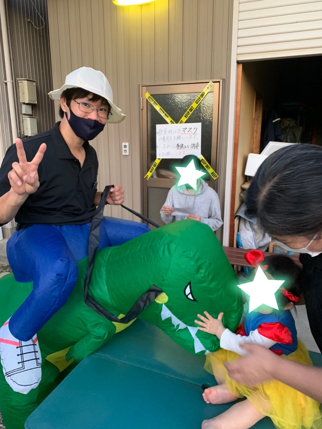 10月の活動〜就労コース・行事イベント編〜
