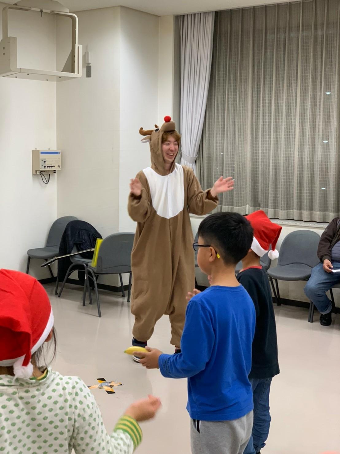 社協 クリスマス会